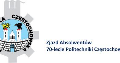 Zjazd Absolwentów PCz Jubileusz 70-lecia